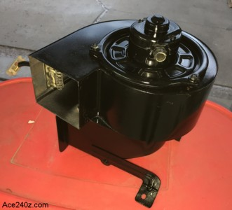 240z Civic Heater Blower
